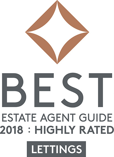 Highly rated in the best estate agent guide